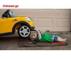 საბავშვო ელექტრო მანქანების შეკეთება